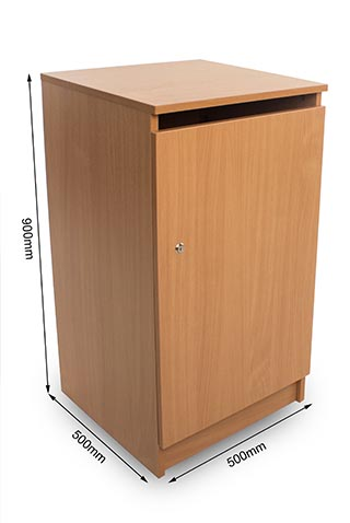 Beech Cabinet Specification